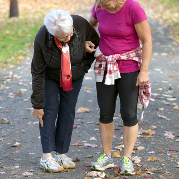 Higher risk of developing plantar fasciitis