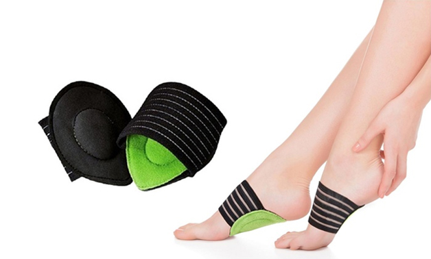Treatment for Flat Feet