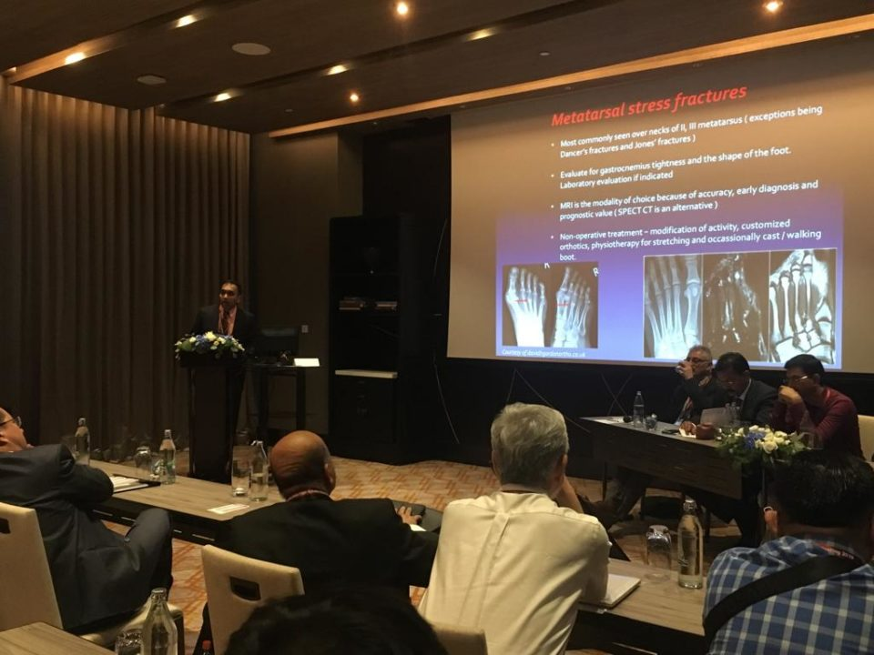 Asia Pacific Orthopaedic Association Meeting