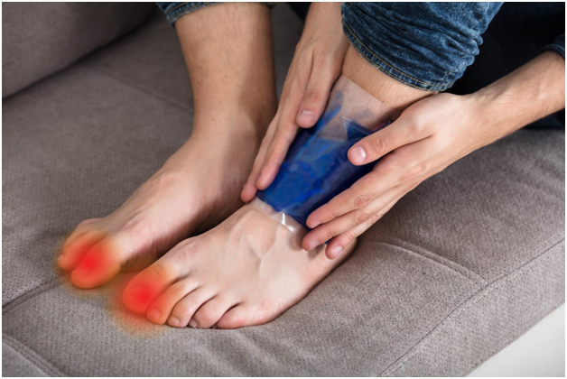 Treatments for Big Toe Gout by Specialist