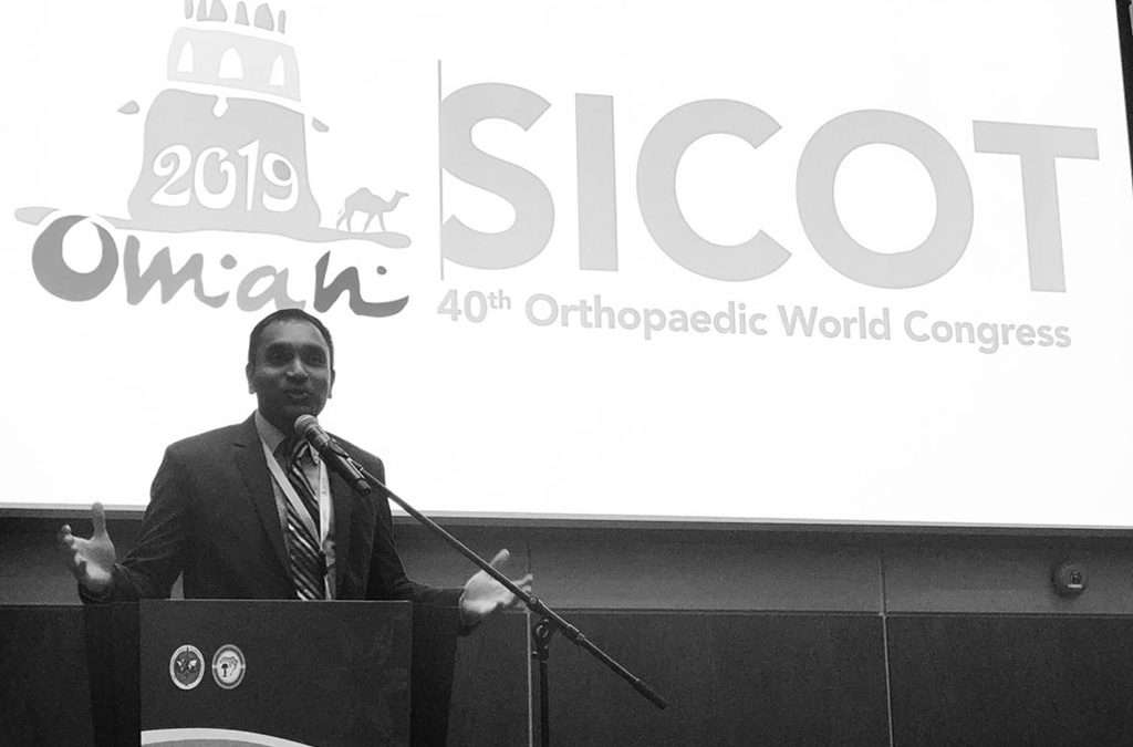 SICOT 40 th Orthopaedic World Congress, Oman 2019